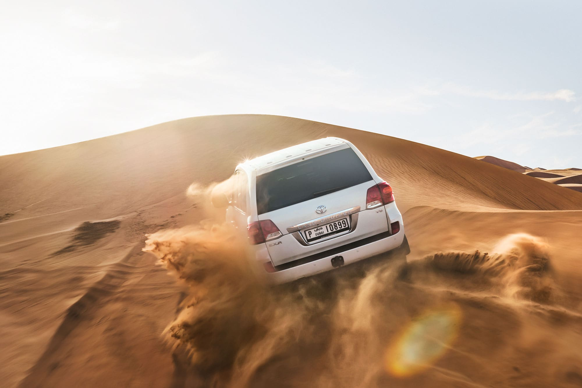 johannes kuehn photography and cgi berlin Dubai with Toyota