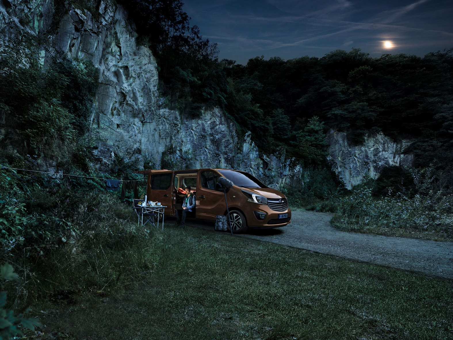 johannes kuehn photography and cgi berlin Germany with Opel